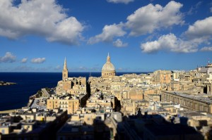 Valetta, la capital de Malta, repleta de Historia. Photo by Andrea Santoni
